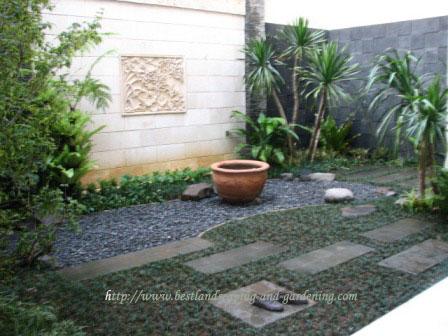 Front Garden Designs Pictures on Landscape Dan Gardening  Jasa Desain Taman Dan Pengerjaan Taman Indah
