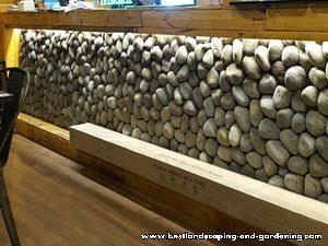 Batu alam untuk interior desain